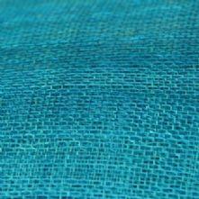 Lagoon Blue Milliner's Sinamay